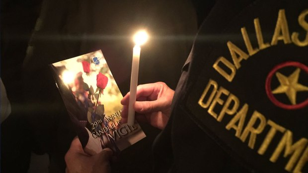 [DFW] Dallas Police Officers Raising Money for Fallen Officer Memorial