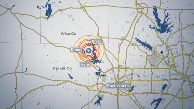 [DFW] Quake Questions Rattle Residents Near Epicenter