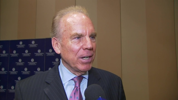 [DFW] Staubach on Chris Christie, Jethro Pugh