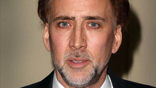 Nic Cage Comic Heist Hitting Big Screen, Probably Without Nic Cage