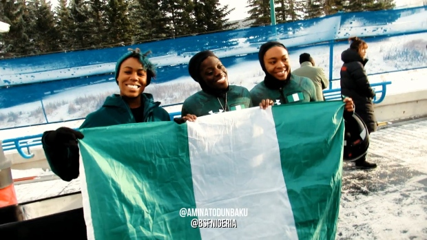 Nigerian Bobsled Team Qualifies for Winter Olympics