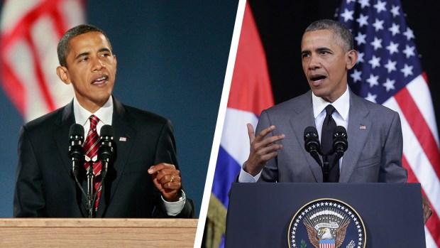 [NATL] Through the Years: The Obama Presidency