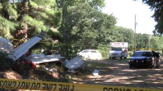 [DFW] 1 Dead When Fort Worth-Bound Plane Crashes in Okla.