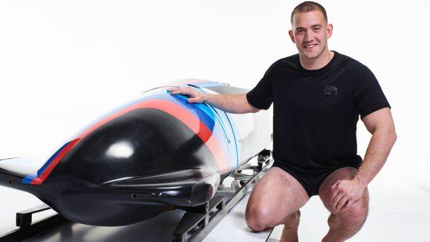 Model Olympian: Justin Olsen