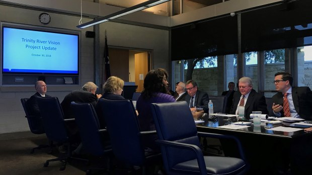 [DFW] Tarrant Water Board Backs 'Programmatic Review' of Panther Island Project