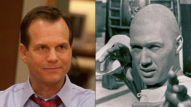 """Fish Heads"" Helmer Bill Paxton Directing ""Kung Fu"" Adaptation"