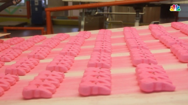 This Is How Peeps Are Made