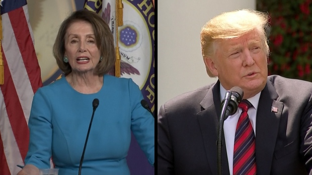 [NATL] Trump Lays Out Immigration Plan; Pelosi Condemns It