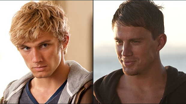 Alex Pettyfer Joining Channing Tatum in Soderbergh's Male Stripper Pic