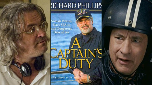 "UPDATE: Paul Greengrass In Talks for Pirate Pic ""Maersk Alabama"" With Tom Hanks"