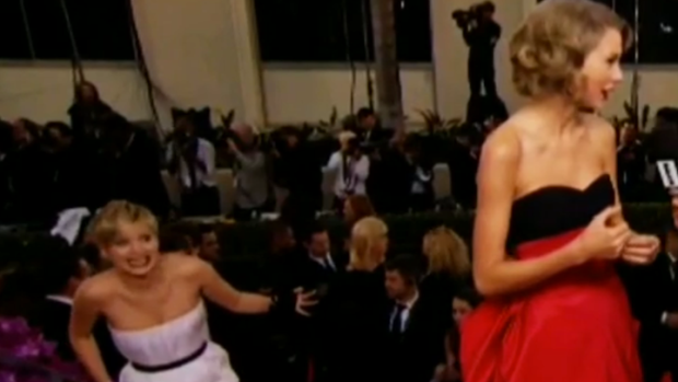 Fun Vine Videos From the Golden Globes