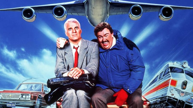"Cover Your Eyes: ""Planes, Trains, And Automobiles"""