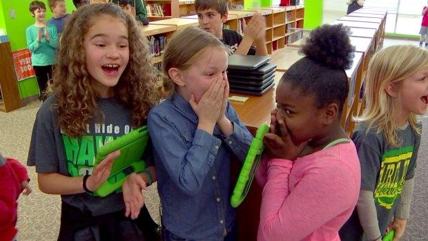 [DFW] Surprise! Rhome School's Makeshift TV Program Gets Help
