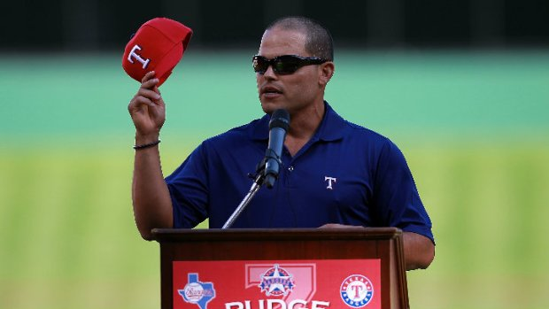 Pudge Could Be Coming To Rangers' Front Office