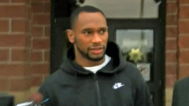 Joseph Randle Leaves Kansas Jail (Raw Video)