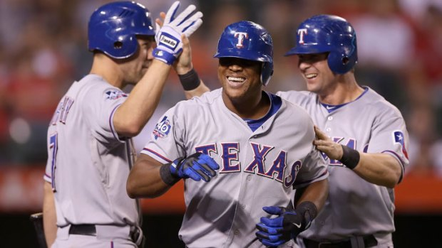 Beltre's HR Lifts Rangers Over Angels