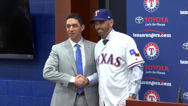 [DFW] Rangers Introduce New Manager