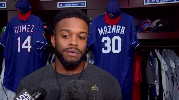 Delino DeShields Responds to 2017 Predictions for Rangers