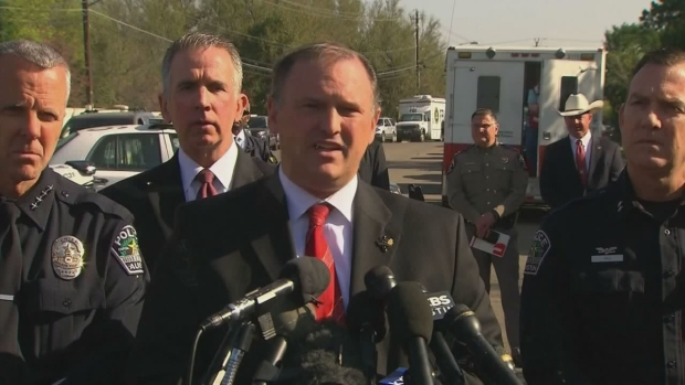 Officials in Austin Speak About Latest Explosion