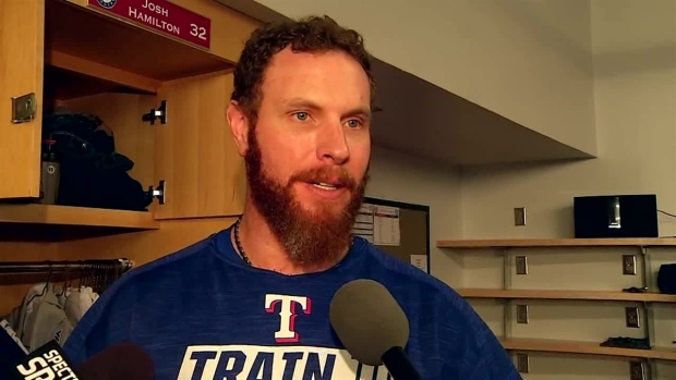 Josh Hamilton on Twilight of His Career
