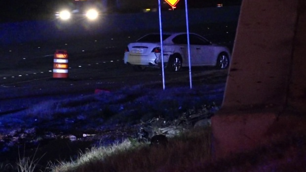 [DFW] Motorcyclist Hurt After Crashing During High-Speed Chase