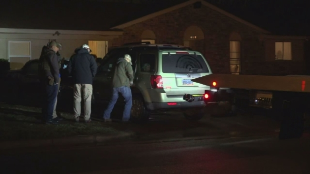 dfw man arrested in shooting of usps truck driver