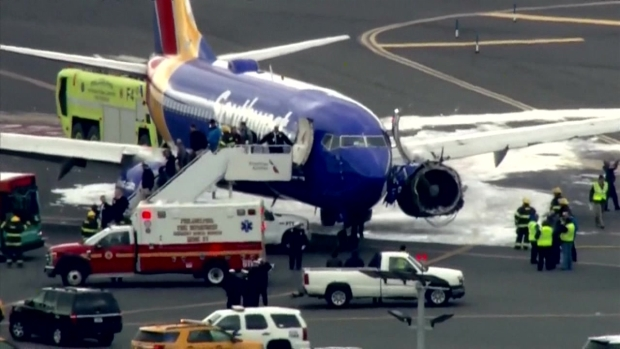 Dallas-Bound Southwest Flight Makes Emergency Landing