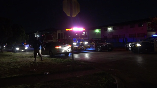 5 People Injured in Drive-By Shooting Near Fair Park in Dallas