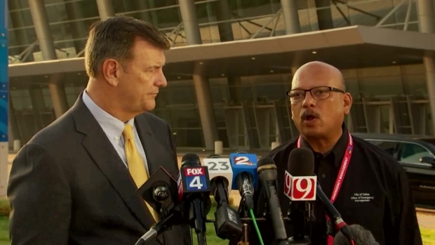 Mayor Rawlings Discusses Dallas Mega Shelter