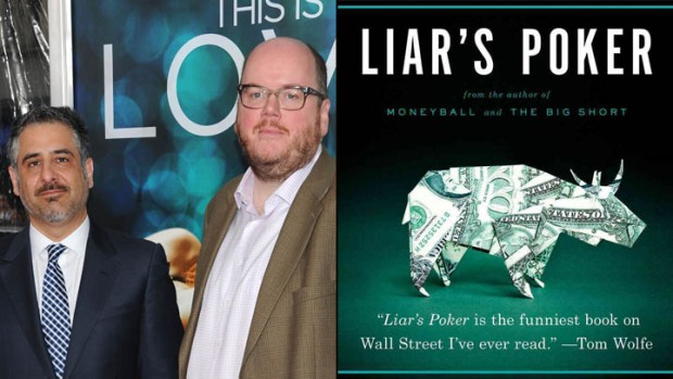 "Michael Lewis' ""Liar's Poker"" Being Turned Into a Film by Requa & Ficarra"