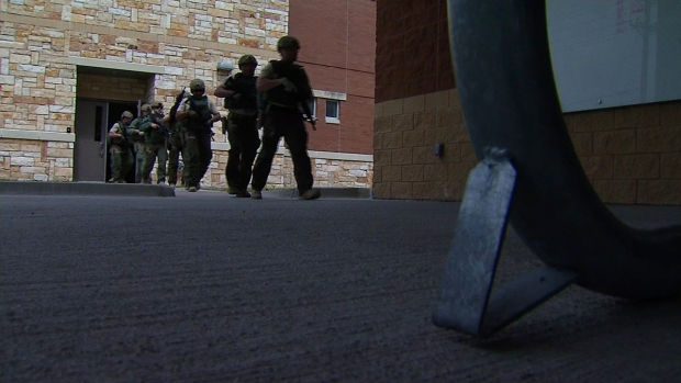 [DFW] Inside Look at SWAT Training with Richardson PD