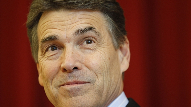 Wednesday Watch List: Rick Perry's Debutante Ball