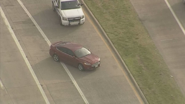 Raw: 1 Person Killed in Richardson Road Rage Shooting