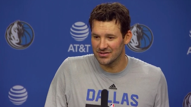 Tony Romo to Wear No. 9 Again, for the Dallas Mavs