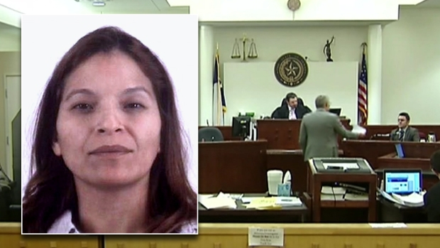 [DFW] Woman on Trial for Voting Illegally Takes Stand
