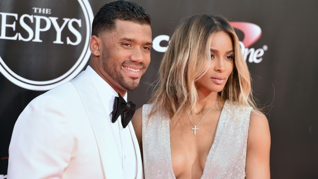Celebrity Baby Boom: Russell Wilson and Ciara