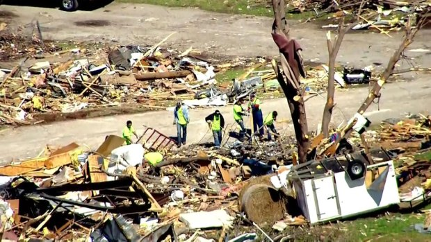 Deadly Storms Hit Oklahoma