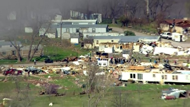 Survivors Relive Deadly Oklahoma Tornado