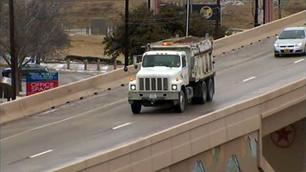 [DFW] TxDOT Hits Road Again to Sand Highways