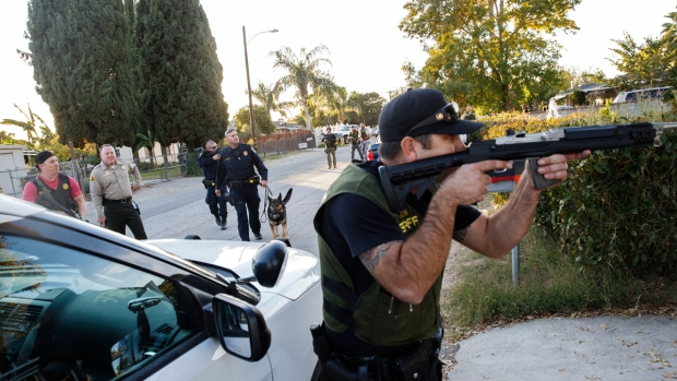 [NATL] Terror on the Streets of San Bernardino After Mass Shooting