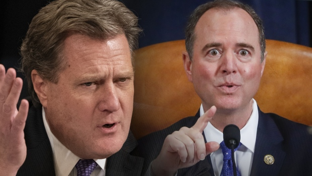 [NATL] Schiff and Turner Argue Over Value of Sondland Testimony