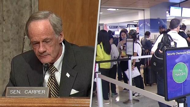 [DFW] TSA Leaders Testify Before US Senate Committee
