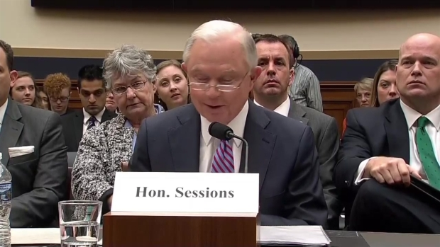 [NATL] Sessions Says He Has 'Always Told the Truth'