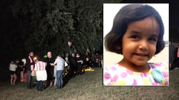 [DFW] Dozens Attend Community Prayer for Missing 3-Year-Old Girl