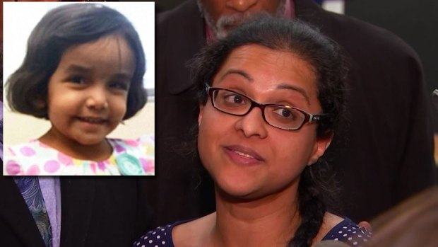 Charges Dropped Against Sherin Mathews' Mother, Sini Mathews