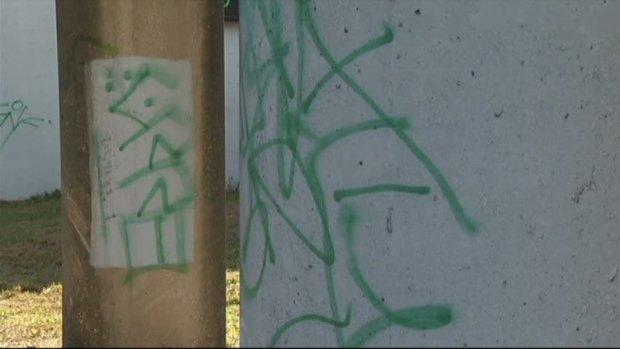 [DFW] Dallas Drives to Clean Up Graffiti