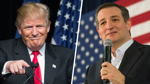 Sen Ted Cruz Endorses Donald Trump For President