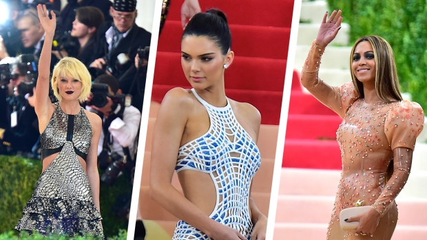 [NATL] Met Gala 2016: Hottest Looks From the Red Carpet