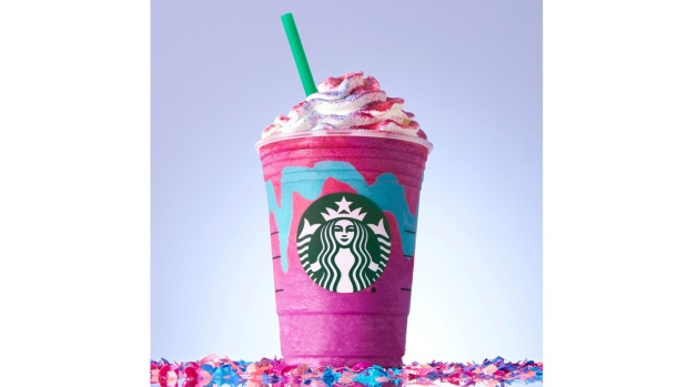 Wild Food Crazes: Unicorn Frappuccino and Sushi Donut