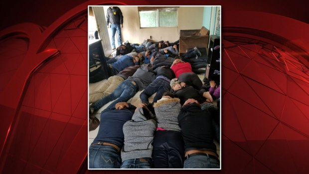 Undocumented Immigrants Kept Hidden in Deplorable Stash Houses